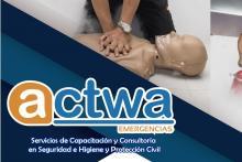 Actwa Capacitacion en Emergencias
