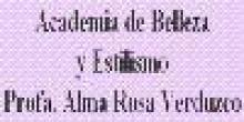 Academia de Belleza y Estilismo Profa. Alma Rosa Verduzco