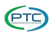 PTC - Professional Testing and Training Center
