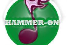Talleres de iniciacion y copmposicion musical Hammer-on