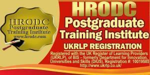 HRODC Postgraduate Training Institute
