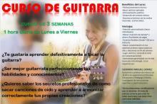Curso de Guitarra Queretaro