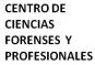 Centro de ciencias forenses y profesionales