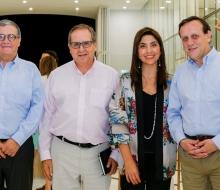 Directores y rectores de las mejores universidades de América Latina.