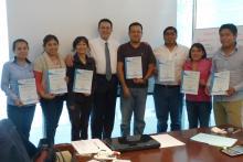 Cierre del Taller de Sueldos y Salarios en Puebla
