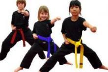 Kung Fu para niños