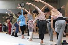 Clases de Ballet en Black Swan Studio