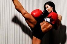 kick Boxing en Black Swan Studio