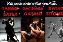 Clases de tango en BlackSwan. Ubicado en Antonio #158 col. San Rafael esquina Manuel Contreras, Mexico, D.F.
