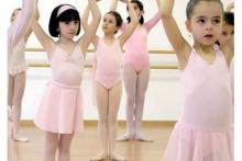 Baby Ballet en Black Swan Studio