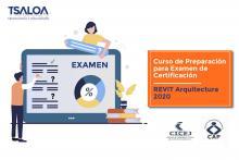 Curso de Preparación para Examen de Certificación en REVIT Arquitectura