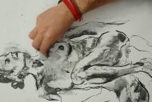 Curso de dibujo y pintura -  Cuerpo humano