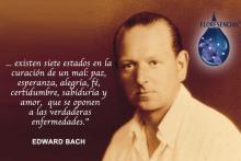Dr. Bach creador del sistema floral de las 38 Esencias Florales y un remedio de recate.