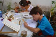 Taller de dibujo - para niños a partir de los 7 años.