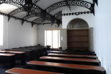 Instalaciones del Colegio Fiscal de México
