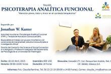 Promocional FAP, Jonathan W. Kanter PhD