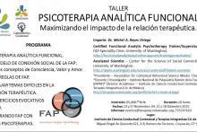Taller Psicoterapia Analítica Funcional
