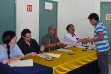Entrega de reconocimientos del curso en Terapia Conductual Contextual para el Trastorno Límite de la Personalidad en CISAME Chimalhuacán.