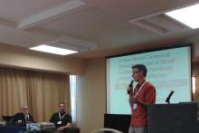 Jonathan W. Kanter en la ACBS World Conference 2014.