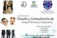 licenciatura en diseño de imagen personal y corporativa