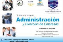 licenciatura en administracion y direccion de empresas
