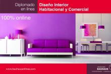 Diplomado en Diseño Interior Habitacional y Comercial en Línea