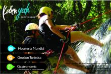 Licenciatura en Gestión Turística Inscripción $950 colegiatura $850 plan cuatrimestral Universidad Koben Yah