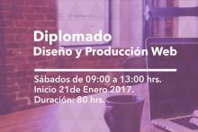 Diplomado Diseño y Producción Web