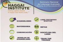 Seminario Mty. Mexico 26 al 30 Noviembre 2012