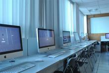 Laboratorios de cómputo con equipo MAC