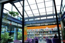 ITC Campus CDMX - Biblioteca