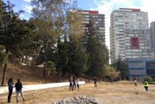 ITC Campus CDMX - Zona de Prácticas Topografía