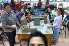 ITC Campus CDMX - Práctica Materiales de Construcción
