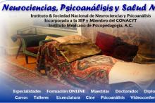 MAESTRÍA EN PSICOANÁLISIS: RVOE-SEP, CONACYT, SOCIEDAD INTERNAACIONAL, LONDRES, UK.