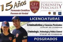 Oferta Educativa Del Instituto de Ciencias Forenses y Periciales del Estado de Puebla