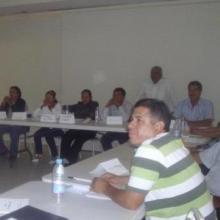 Asistentes al curso: Trabajo en equipo en Ciudad Delicias, Chihuahua