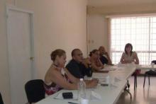 Asistentes al Curso: Relaciones Humanas en la Educación Media Superior