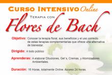 Curso de Flores de Bach Online