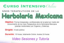 Curso de Herbolaria Mexicana