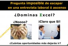 ¿Cuántas Oportunidades más dejarás ir por no saber Excel?