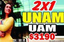 CURSO UNAM & UAM