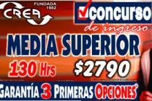 CURSO MEDIA SUPERIOR