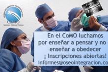 Dra. Susy Dominguez B y Dr. Israel Ramos planificando antes de realizar elevación de seno y colocación de implantes