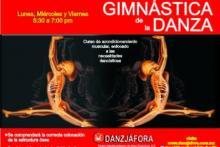 curso preparatorio para introducirte a la Danza, te enseña a colocar el sistema óseo, obtienes fuerza y tonicidad muscular.