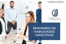 Seminario en habilidades directivas
