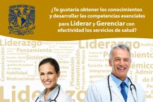 Poster Diplomado en Gestión y Desarrollo de Competencias Directivas en los Servicios de Salud