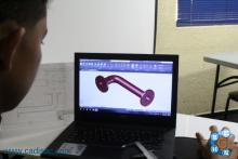CURSO AUTOCAD 3D  CADISAC -Cursos Industriales_Capacitacion Para La Industria 2