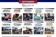 Le presentamos nuestro calendario de cursos del mes de Septiembre.